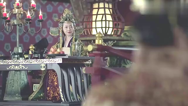 除夕宴会开场,陛下竟做出如此盘算,这是想考验靖王啊