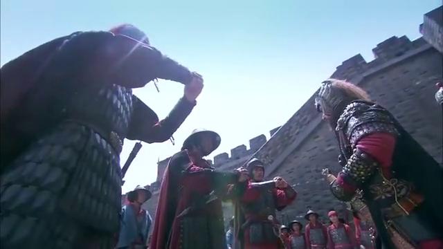 精忠岳飞:儿子问主力军何来?万万没想到,话音刚落就被一脚踢飞