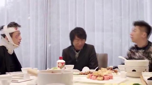 羽泉组合客串煎饼侠,但是嗓子都哑了,原因却是演唱会真唱