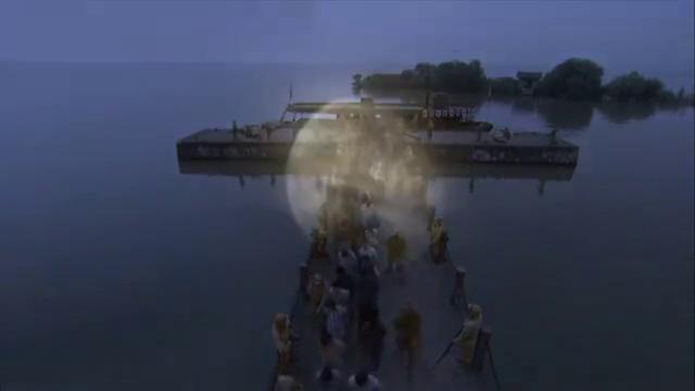 冲出月亮岛:鬼子抓捕百姓,把他们带到神秘岛屿,让他们做苦力