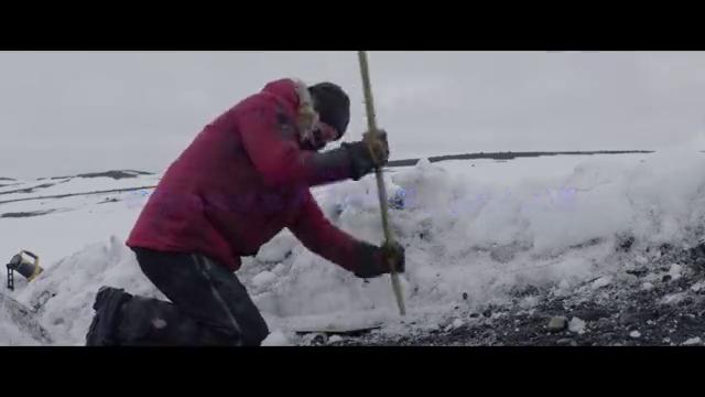 极地气旋使救援飞机坠毁,真令人绝望