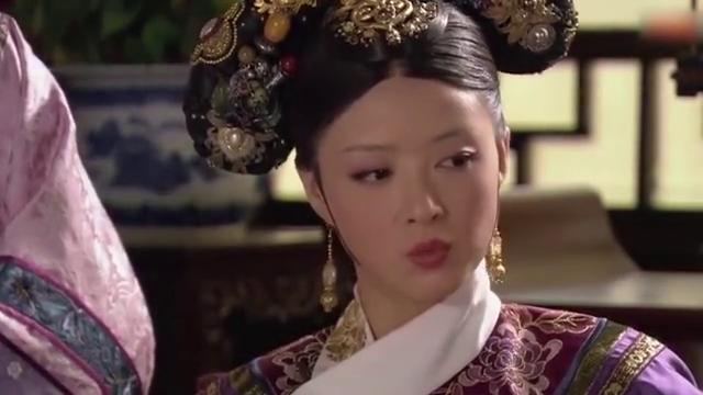 华妃气愤甄嬛让皇上换她侍卫,想起余氏,准备干票大的