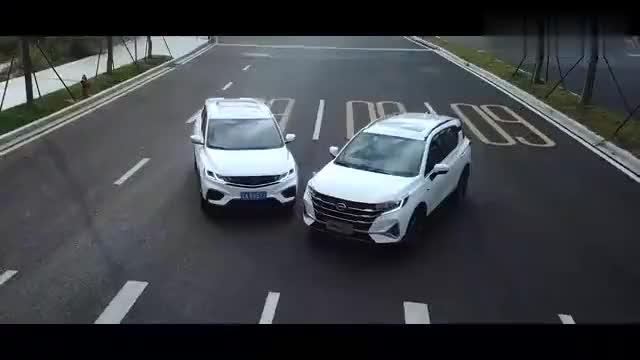 视频:谁是10万级最好SUV?传祺GS3 POWER对比吉利缤越