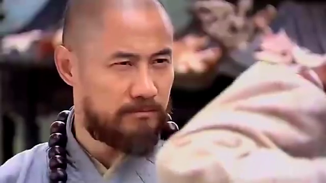 穆桂英挂帅:杨五郎心灰意冷,皈依佛门,不再参与世俗争斗!
