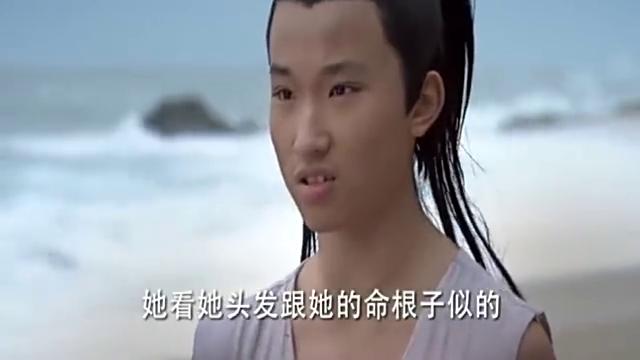 妈祖:默娘为了救这些死鱼,竟然愿意放弃自己美丽的头发!