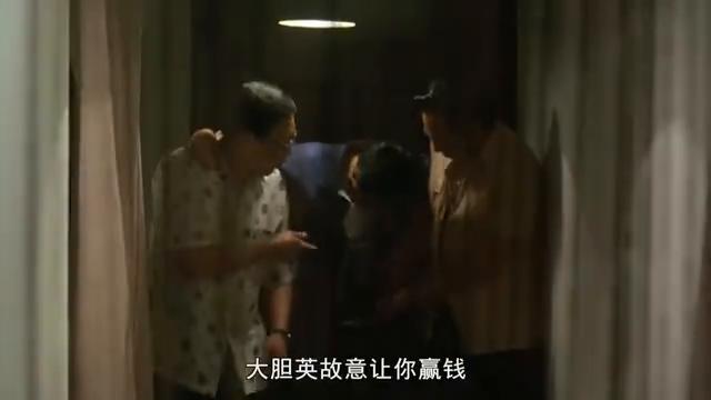 O记三合会档案:刘青云混迹三不管城寨,口气是真不小