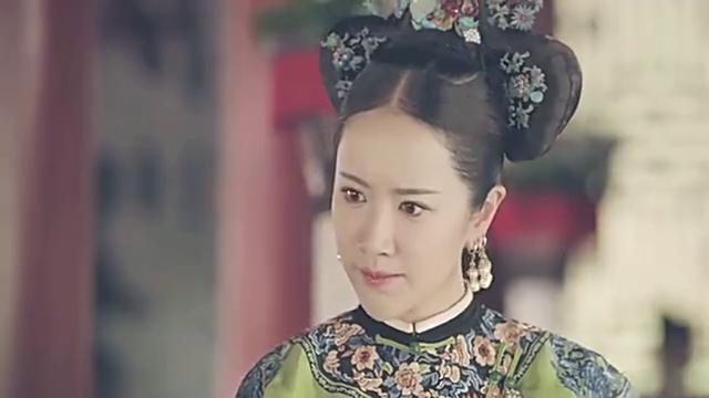 延禧攻略:舒妃被顺嫔气走,庆贵人却留下为魏璎珞求情