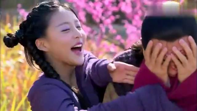 庄聚贤自挖双眼救阿紫却得这般后果,虐心!