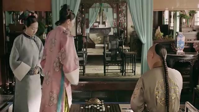 延禧攻略:皇上心里跟跟明镜似的,直接跟纯妃说此事跟你有关系