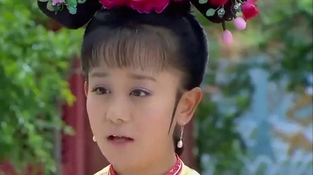 新还珠格格:紫薇给小燕子讲蒙古的习惯,尔泰说皇宫要举行比武