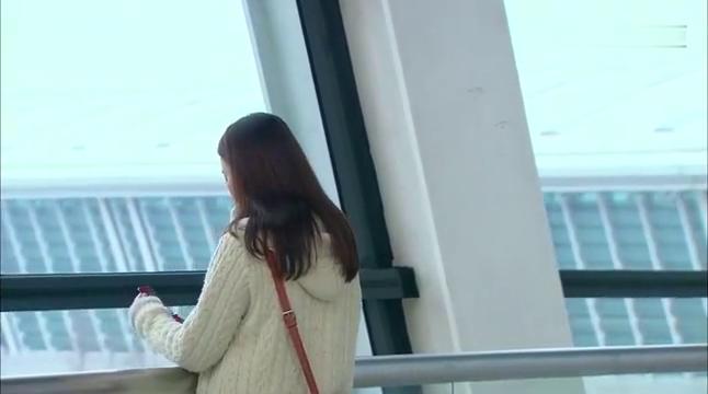 遇见王沥川:王沥川选择在机场和小秋分手,小秋听后疯了一样找他