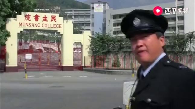 霹雳大喇叭:精神病人拿着菜刀逞凶,胖警察用一招叠罗汉将他制服