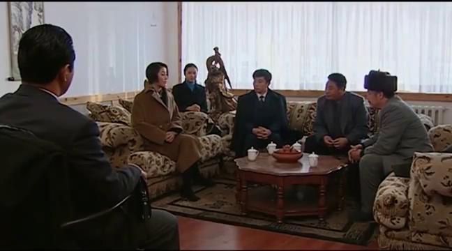 顾小红到龙泉山庄当总经理,二奎不乐意了,把分家责任怪到她身上
