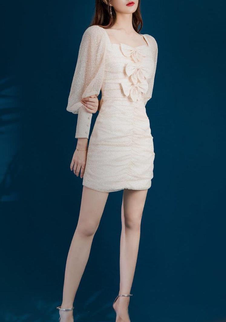 徐璐太爱秀身材,一袭轻纱公主裙尽显甜美范,心动女神就是她