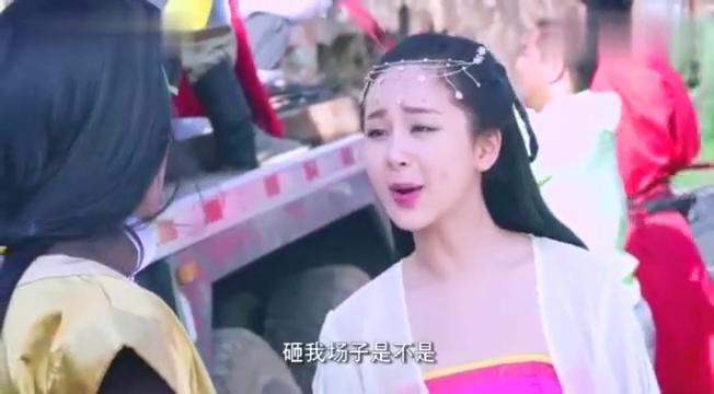 乔振宇扮演终极大反派,欧阳龚帅气出场,古装形象太帅