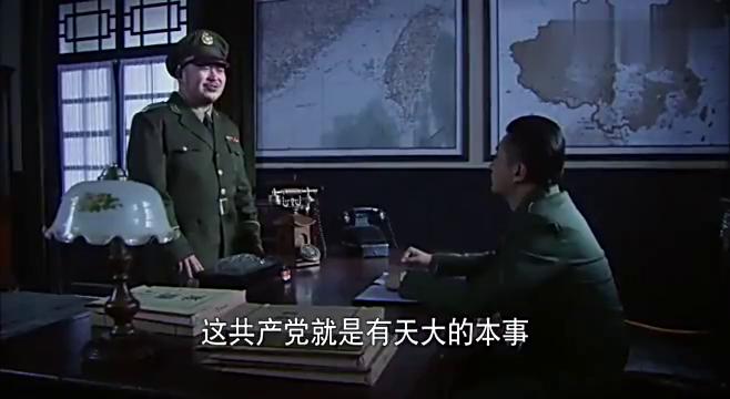 老鹰派特务去重庆,表面上是为了母版,其实是想找机会扳倒司令