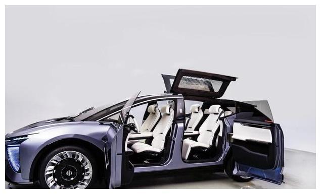 国产车最帅开门方式!将搭载北斗导航系统,设计不输劳斯莱斯
