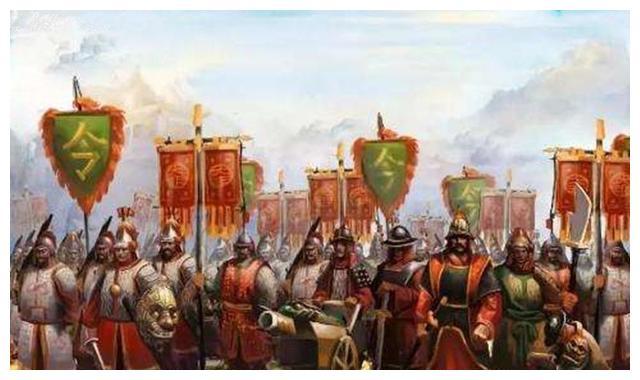 张献忠屠杀四川实锤了,5名侦察兵60万大军当中:一举击杀张献忠