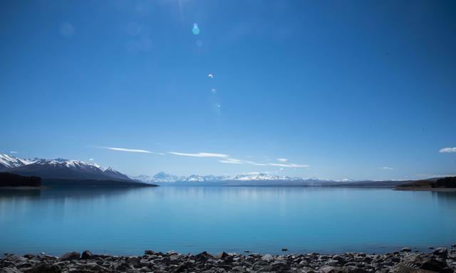 如牛奶般丝滑的绝世湖景,怪不得成为大片取景地