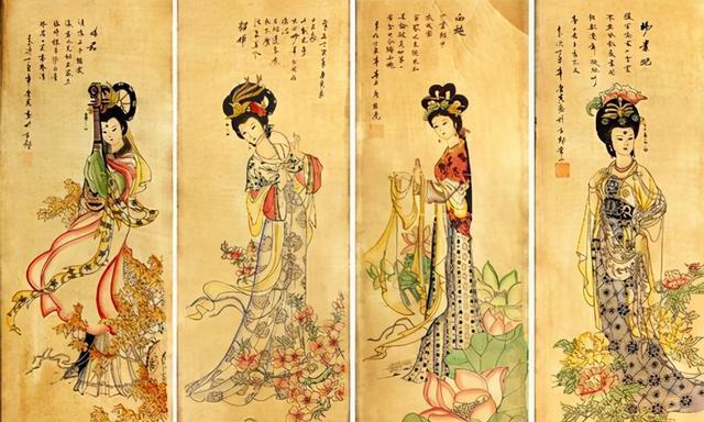 古代四大丑女,个个名垂千古,结局让四大美女羡慕