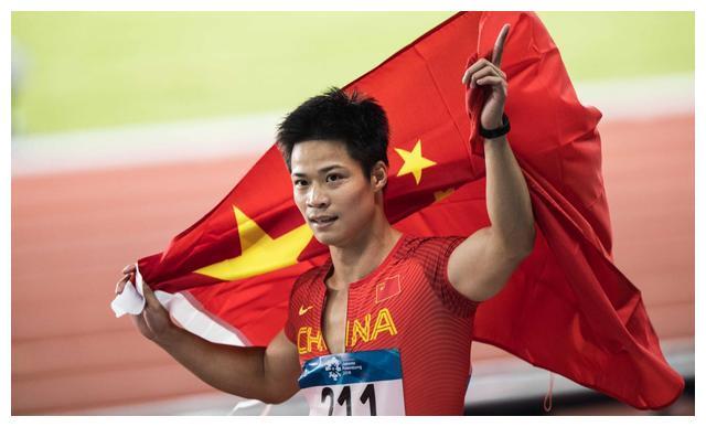 中国飞人何时王者归来?最早8月主场首秀,兑现豪言冲亚洲纪录?