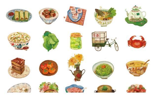 """【二十四节气,做成二十四道菜】——""""传一家一餐一桌"""""""