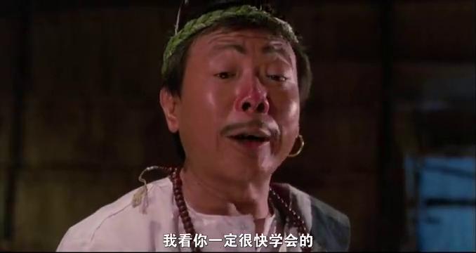 夏日福星:小伙学巫术,大师却让他停止呼吸,太绝