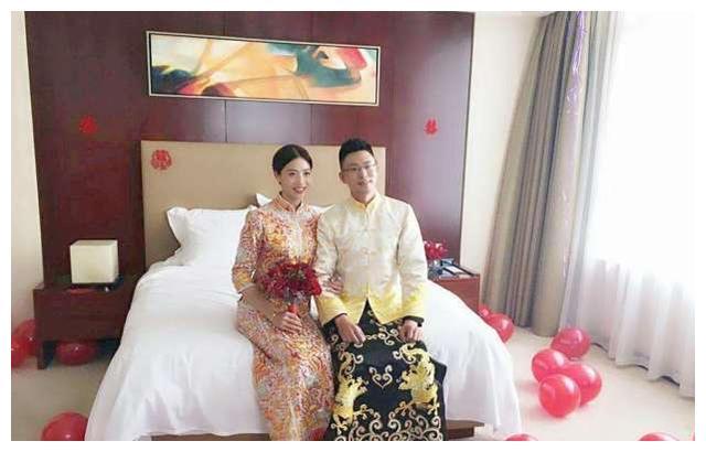 娶女排队长为妻,如今已生可爱儿子,袁灵犀:会照顾好老婆