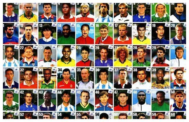 1998年的墨西哥足球队 一直是笔者的最爱