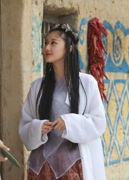 袁雨萱,《一年级》的新人美女演员,可爱,潜力无限