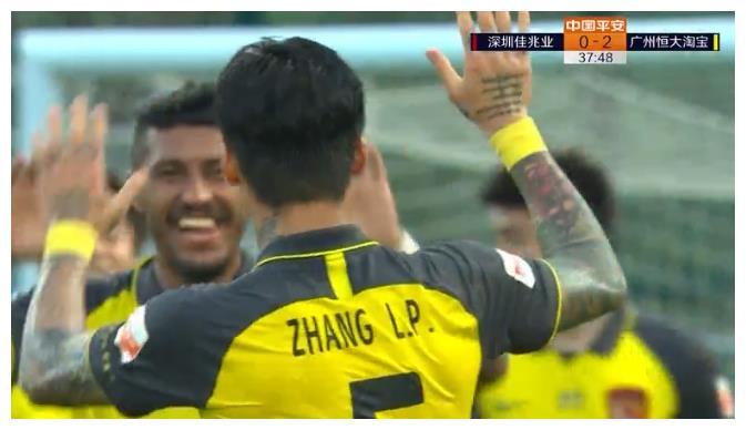 """中国拉莫斯发威!恒大10分钟2球踢疯了,韦世豪成本土""""武磊"""""""