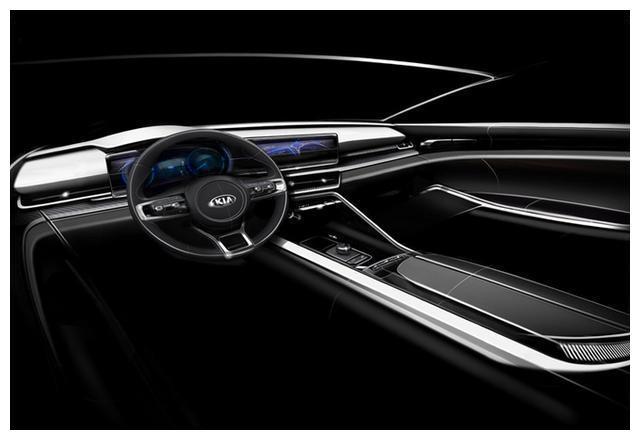 起亚全新K5旅行版!内饰空间超大,搭2.5T增压,比CC旅行还帅?