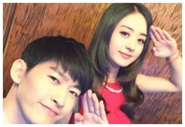 张翰和谁合影都是微笑脸,唯独与她最开心,网友:甜到齁!