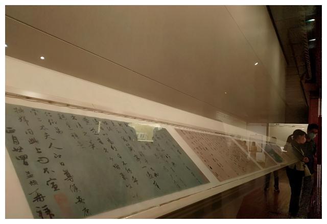 上博在展赵孟頫行书十札,亲身往观|书法|行书|书屋|甜水|赵孟頫