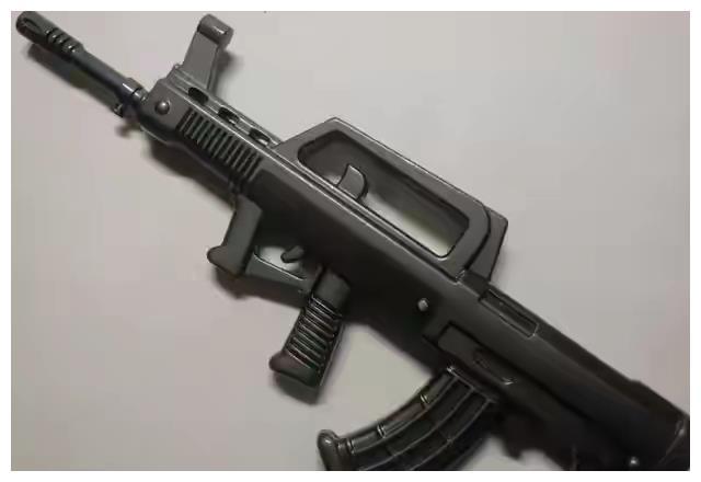 揭秘,九十年代我国步枪有四种备选方案,为何最终选中了95式?