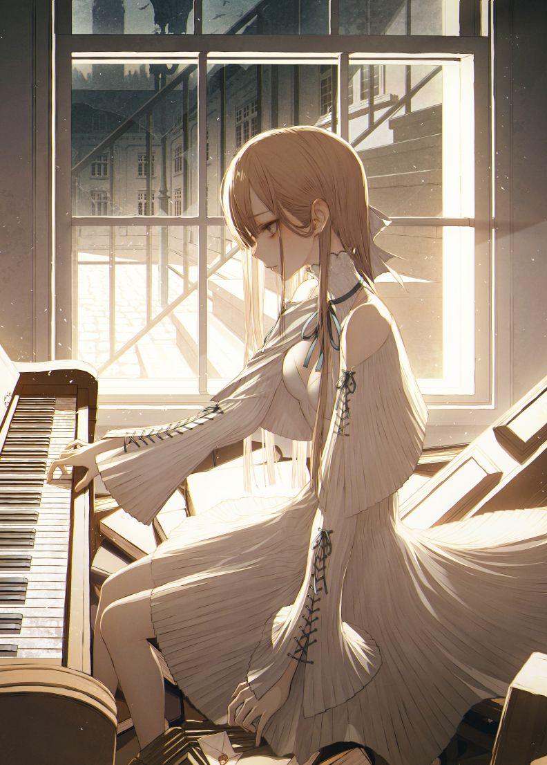 「乐器系第一期」有架尘封的钢琴在回忆里,你是我忘却的插曲
