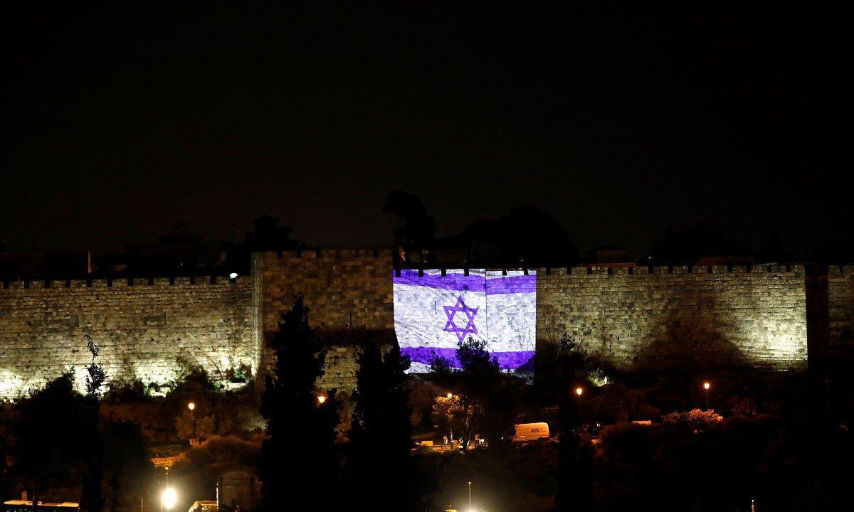 耶路撒冷,巴勒斯坦国中部城市,世界闻名的古城