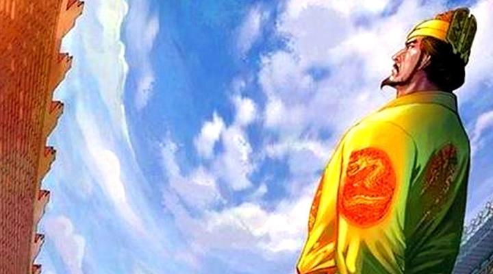 春节将至时,汉武帝因为什么和朱元璋掐起架来?