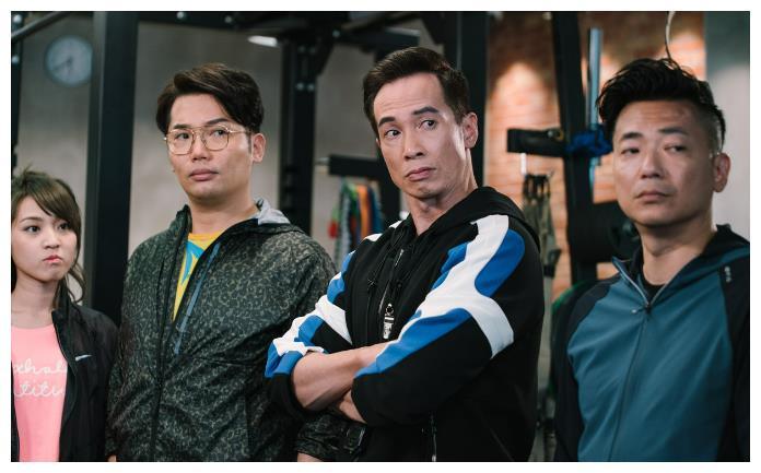 《陀枪2021》演警察,TVB男星外闯两年再次回巢
