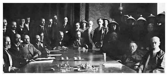 清末中英不平等条约,表面是英国人玩把戏,其实是清政府自己挖坑