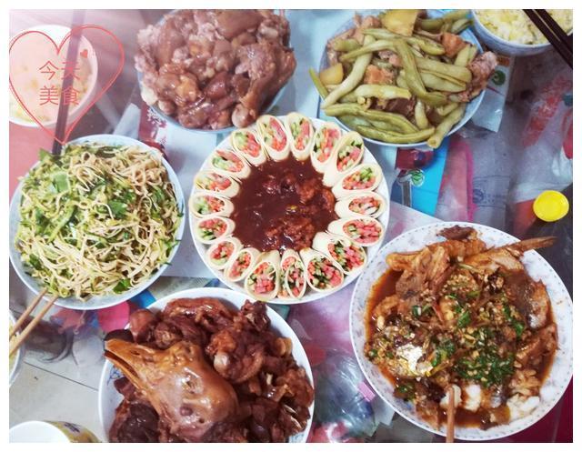 夏日美味家常菜,6道菜各个可口下饭,色香味俱全!