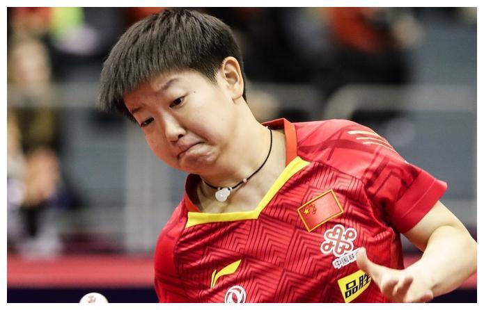 许昕的奥运混双搭档只能是刘诗雯吗?国乒教练组用行动,给出答案