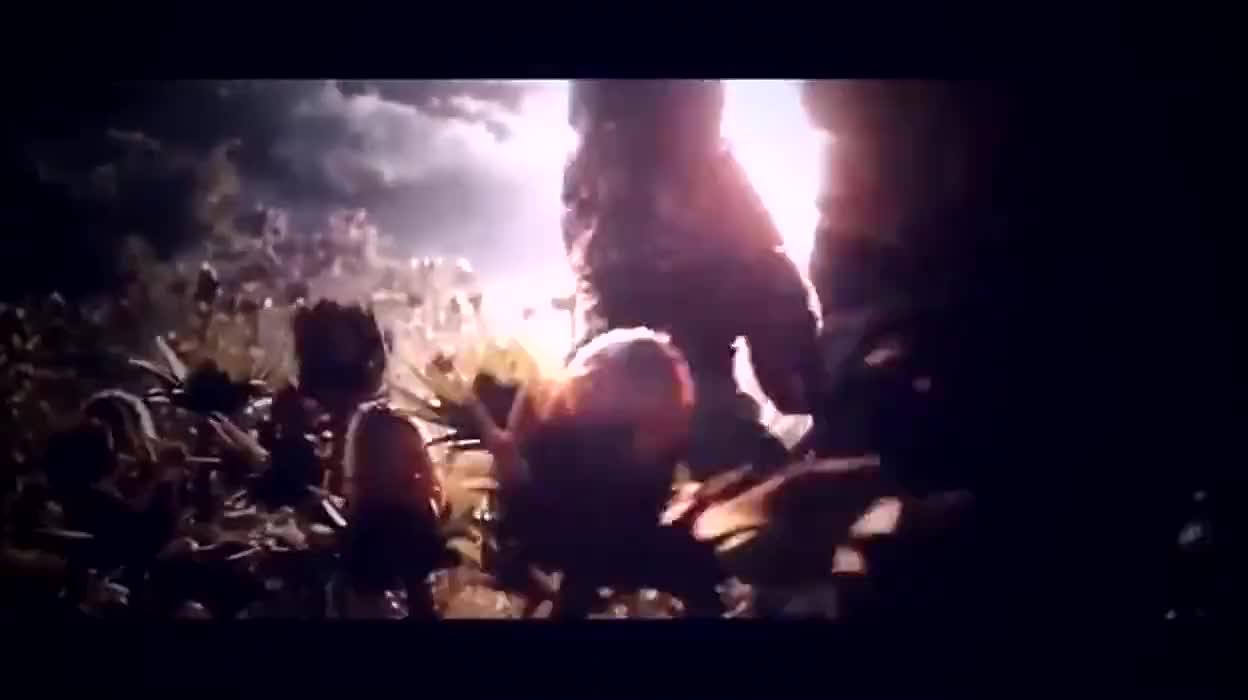 复仇者联盟, 灭霸怎么干农活了, 雷神一斧头砍下了灭霸的胳膊