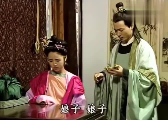 济公游记:男子贪图小便宜,妻子多次劝诫无效,这下要吃大亏了!