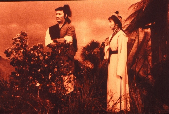 1978版《萧十一郎》剧照:谢贤联袂李司棋饰演情侣