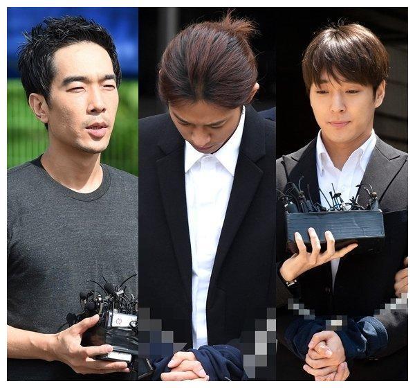 """""""性犯罪者""""郑俊英、高英旭SNS被关闭:他们该""""消失""""于网络中"""
