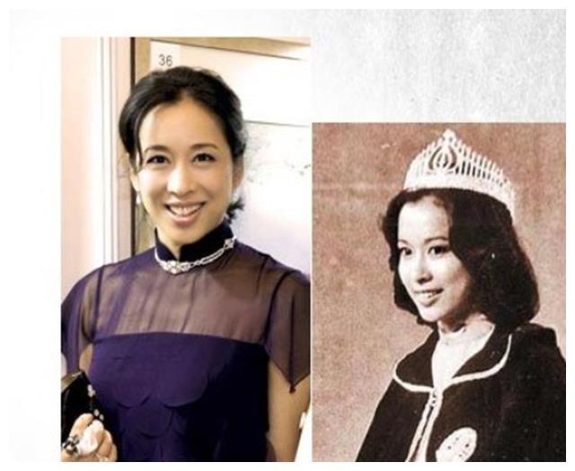 最美港姐47岁甩掉30亿前夫,再嫁200亿富豪,今62岁丝毫不显老