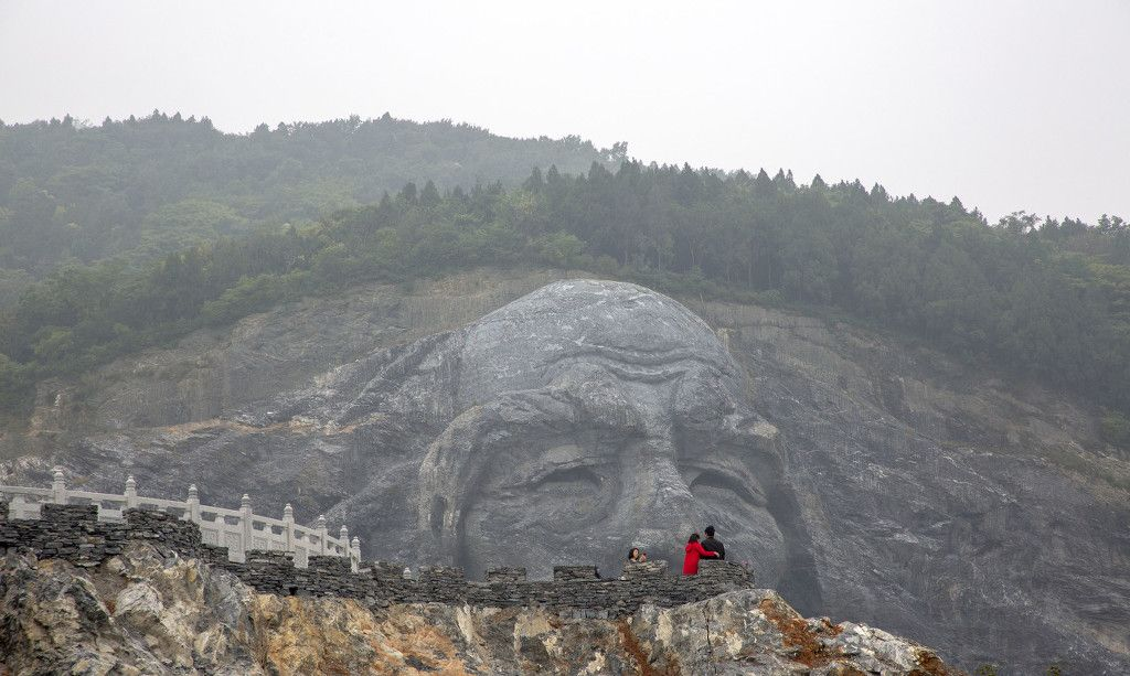 全国最大山体修复工程完工,湖北大岘山旅游区亮相
