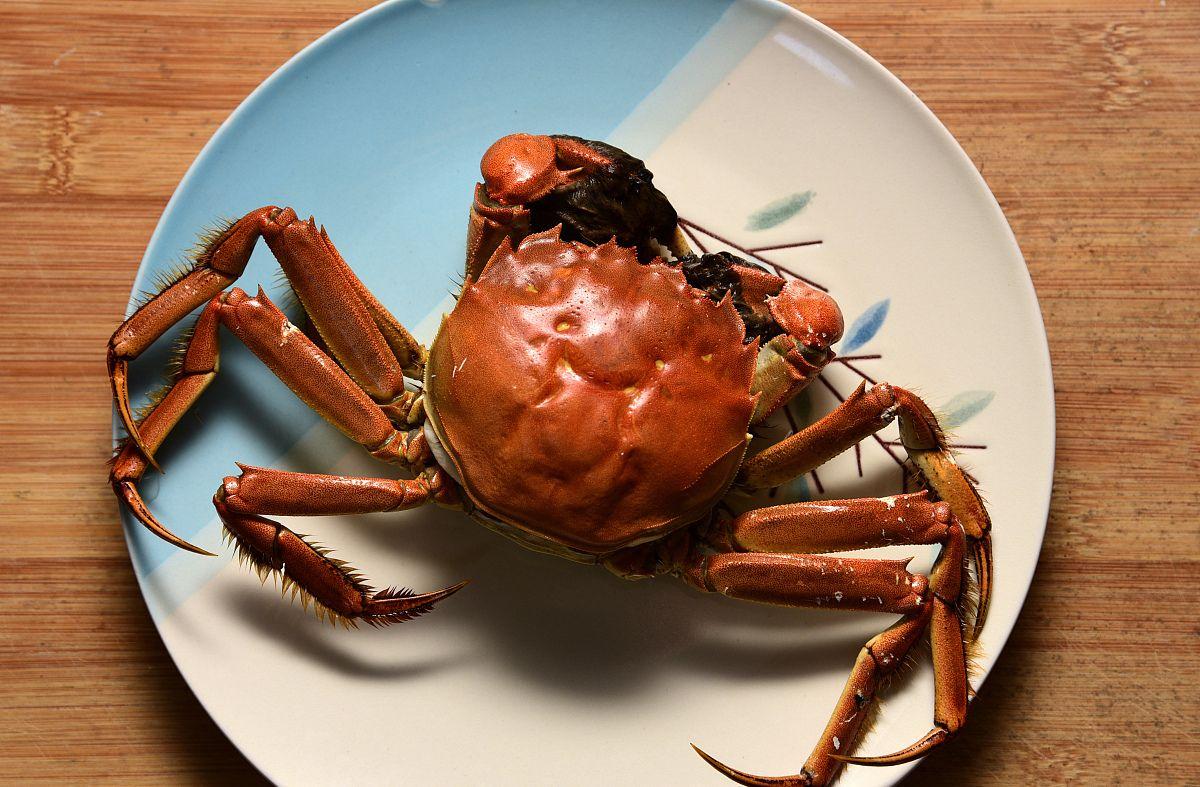 阳澄湖大闸蟹,美味更可口!