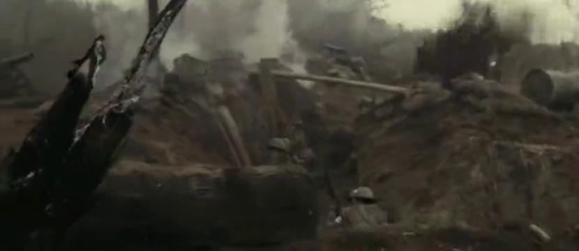 喋血孤城:鬼子攻德山,团长跑路,营长带一百多兄弟殊死抵抗